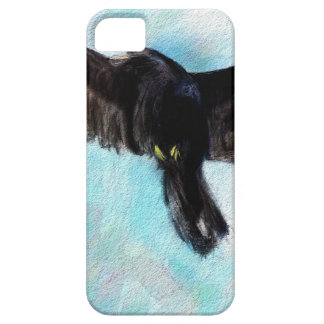 Faith is a raven iPhone 5 covers