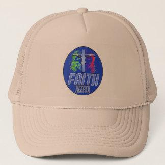Faith Keeper Hat - Christian Hat Gift Idea