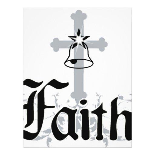 faith letterhead
