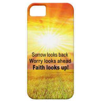 Faith Looks Up iPhone 5 Cover