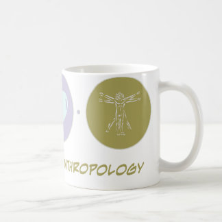 Faith Love Anthropology Coffee Mug
