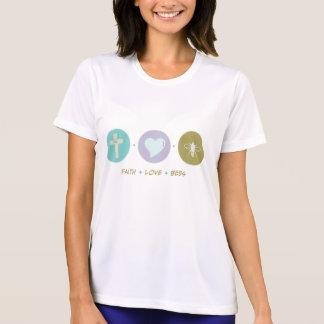 Faith Love Bees T-Shirt