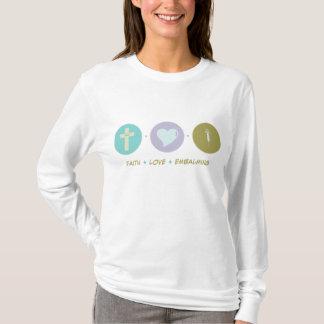 Faith Love Embalming T-Shirt