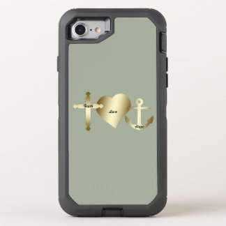 Faith Love Hope! iPhone 7 Case