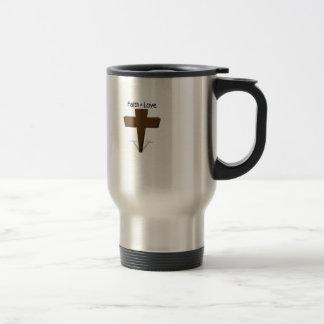 Faith & Love Mug