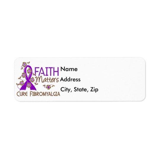 Faith Matters 3 Fibromyalgia
