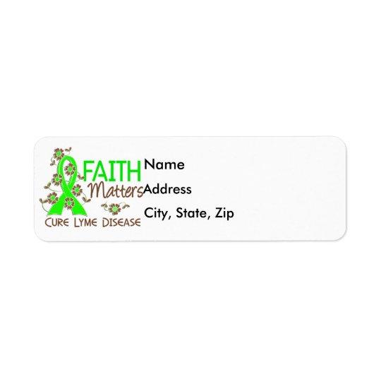 Faith Matters 3 Lyme Disease