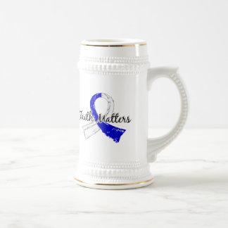 Faith Matters 5 ALS 18 Oz Beer Stein