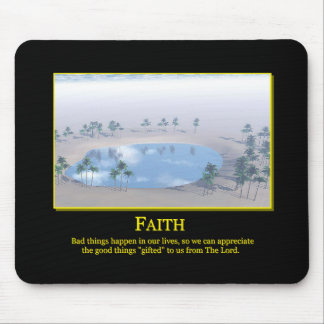 FAITH MP MOUSE PAD