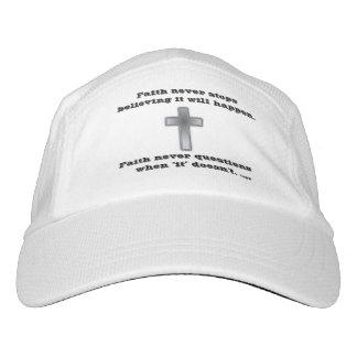 Faith Never Cap w/Blue Cross