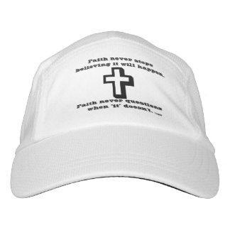 Faith Never Cap w/Shadow Cross