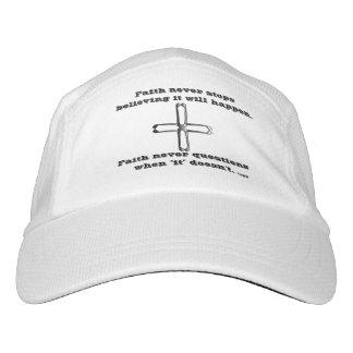 Faith Never Cap w/Steel Cross