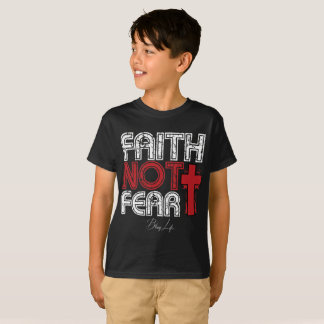 Faith Not Fear Kids' Hanes TAGLESS® T-Shirt