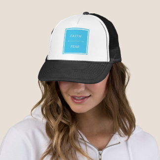 Faith Over Fear Baseball Hat