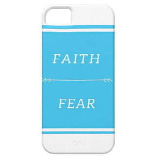 Faith Over Fear iPhone SE/5/5s Case