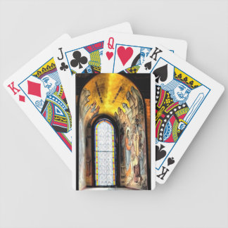 Faith Path Bicycle Playing Cards