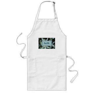 Faith Personalized Blooming Hyacinth Apron