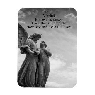 Faith Poem Magnet