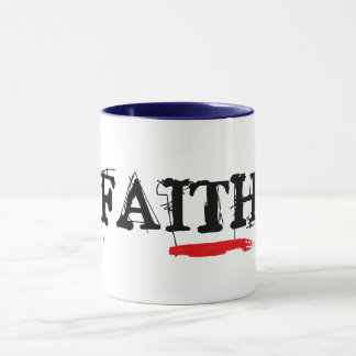 faith religious inspration mug coffee gift idea