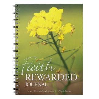 Faith Rewarded Journal