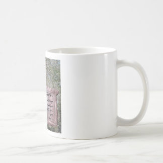 Faith Scroll Coffee Mug