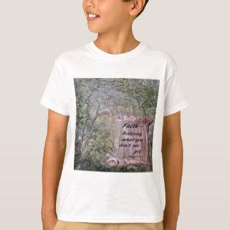 Faith Scroll T-Shirt