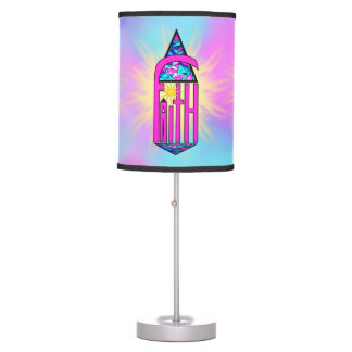 Faith ~ Steeple Desk Lamps