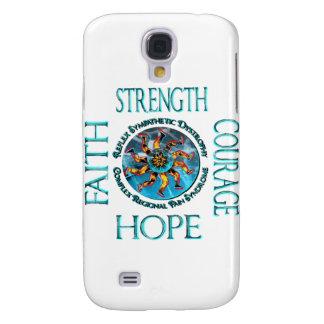 Faith Strength Courage Hope CRPS RSD