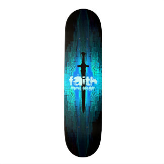 Faith Sword Skateboard