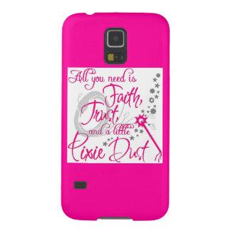 Faith Trust Pixie Dust Samsung Galaxy S5 Case