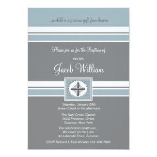 Faithful Religious Occasion Invitation