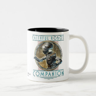 Faithful Robot Companion Mug