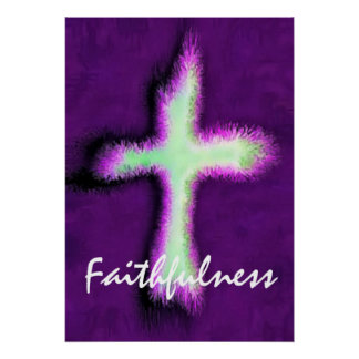 Faithfulness Poster