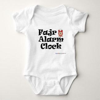 Fajr Alarm Clock Baby Bodysuit