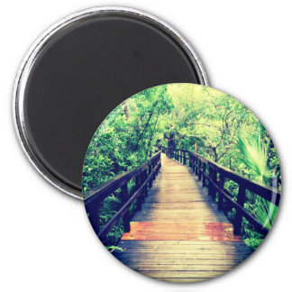 Fakahatchee Strand Boardwalk Magnet