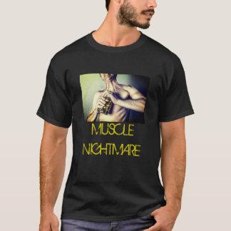 Fake Band Shirt - Muscle Nightmare