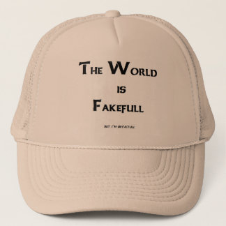 Fake Cap