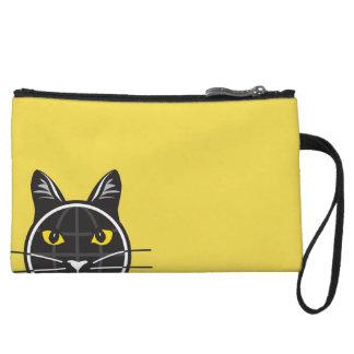 Fake Cat News Tazmo Logo Cosmetic Bag
