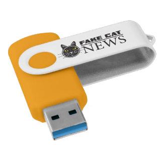 Fake Cat News USB Flash Drive