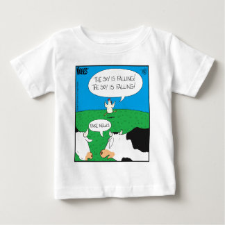 Fake Moos Zazzle Baby T-Shirt