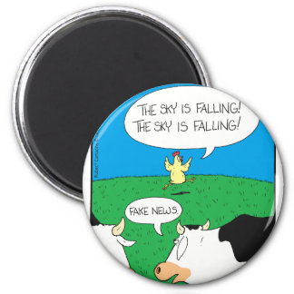 Fake Moos Zazzle Magnet