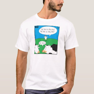 Fake Moos Zazzle T-Shirt