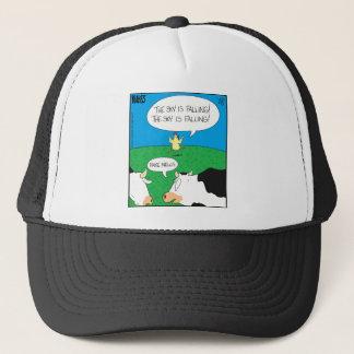 Fake Moos Zazzle Trucker Hat
