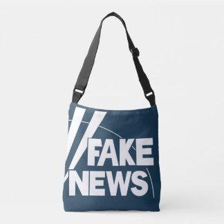 fake news #3 crossbody bag