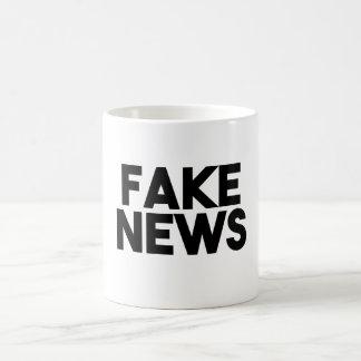 Fake News fashionable Post Truth Coffee Mug