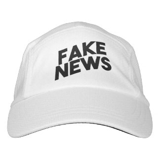 Fake News fashionable Post Truth Hat