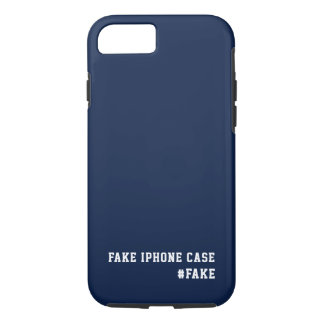 Fake News Humor Fake iPhone 8/7 Case