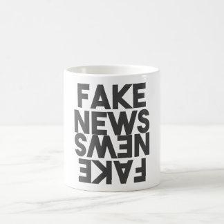 Fake News Post Truth Mirror Coffee Mug