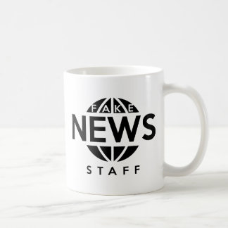 Fake News Staff Coffee Mug