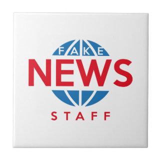 Fake News Staff Tile